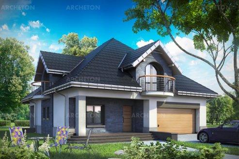 Проект дома Глория Г2