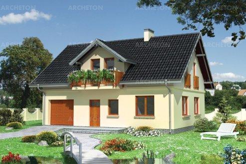 Проект дома Гобелен