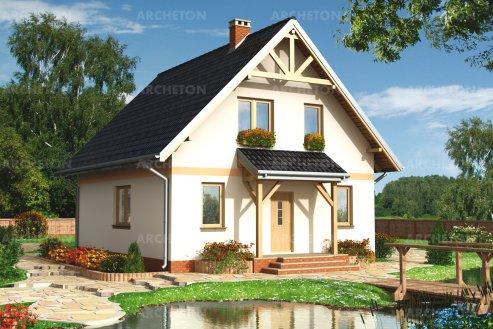 Проект дома Григорий