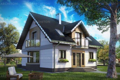 Проект дома Алёна Нэо