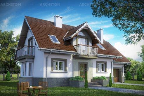 Проект дома Алёна Поло