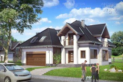 Проект дома Гермес