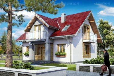 Проект дома Гильда Рекс