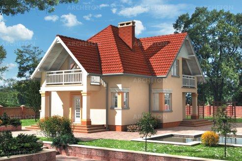 Проект дома Гораций
