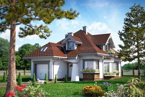 Проект дома Гортензия Поло