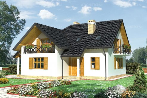 Проект дома Ига