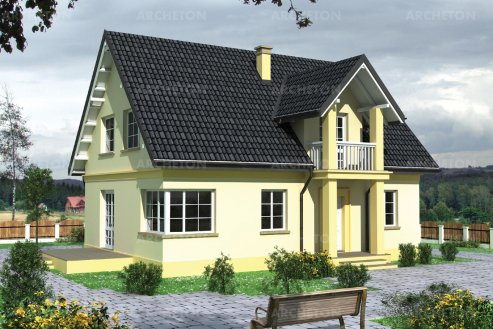 Проект дома Янко