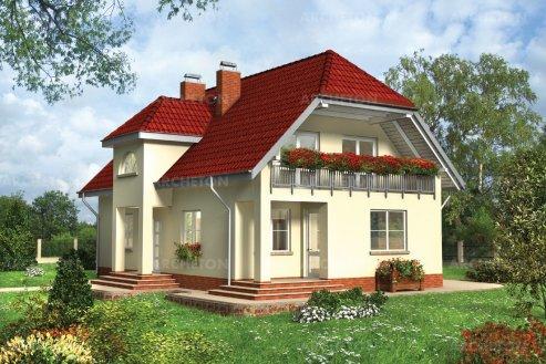 Проект дома Янтарь