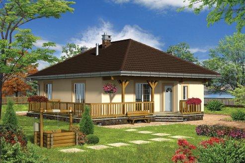 Проект дома Юлия-2