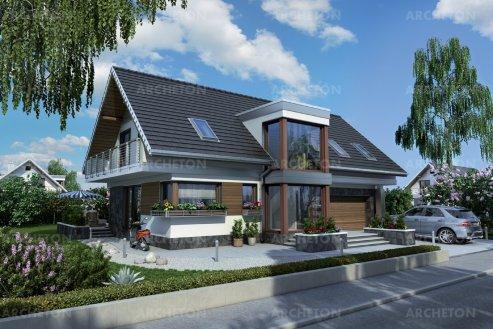 Проект дома Калипсо