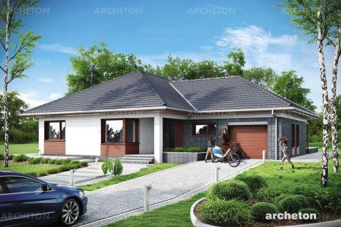 Проект дома Камелия