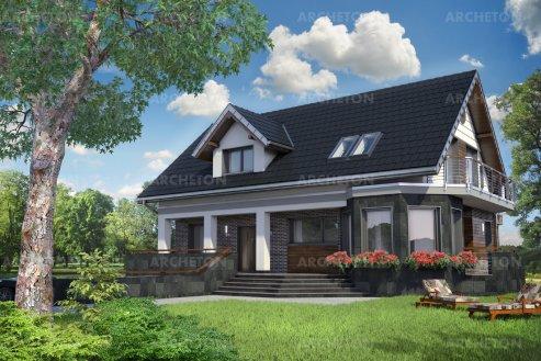 Проект дома Каприс Поло