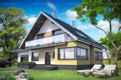 Проект дома Карина