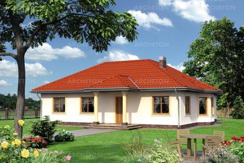 Проект дома Муза