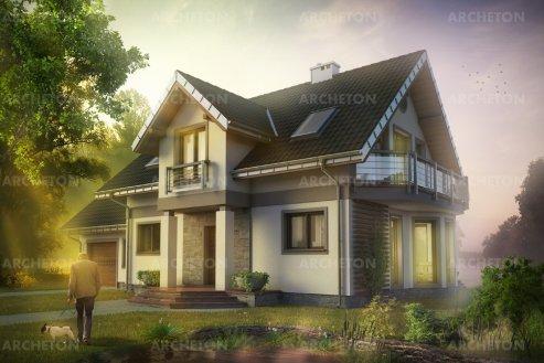 Проект дома Клара Мобиль