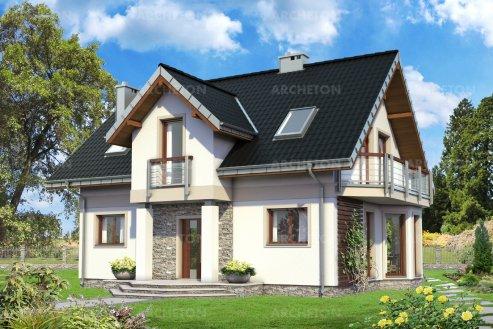 Проект дома Клара Нео