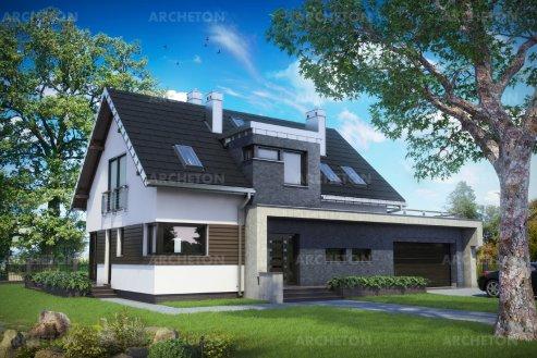 Проект дома Клара Поло