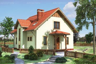 Проект дома Клеменс