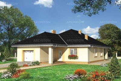 Проект дома Клевер