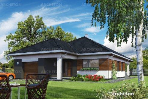 Проект дома Клевер Рекс