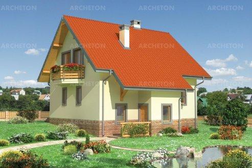 Проект дома Костя