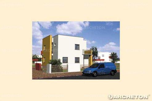 Проект дома Мираж
