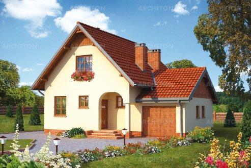 Проект дома Бархат