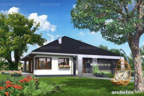 Проект дома Ксения