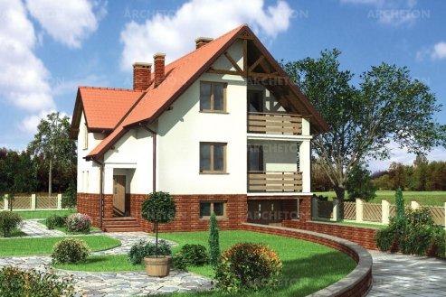Проект дома Кварцит