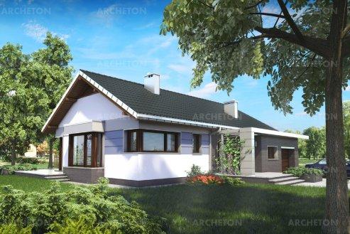 Проект дома Ламберт