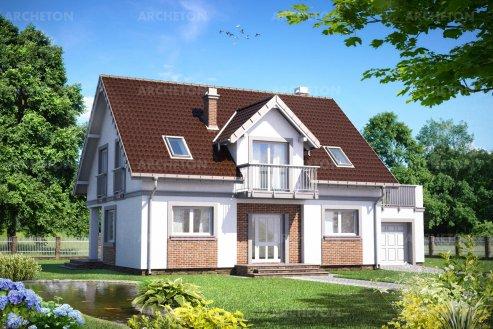 Проект дома Ларго