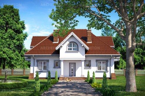 Проект дома Лида Рекс