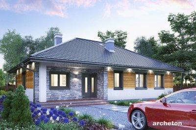Проект дома Лена Эко
