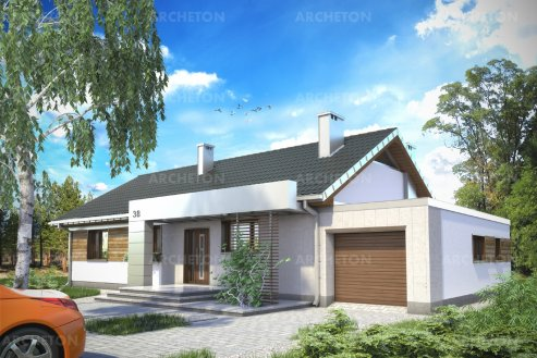 Проект дома Линус