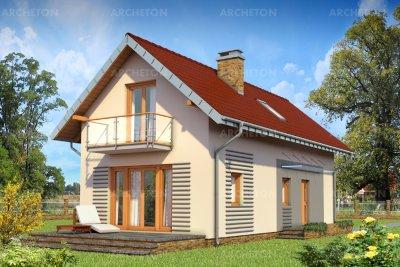 Проект дома Лонгинус