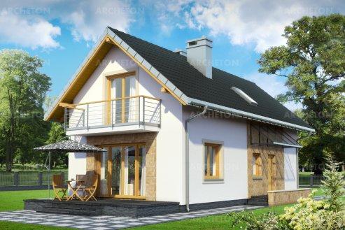 Проект дома Лонгинус Сто