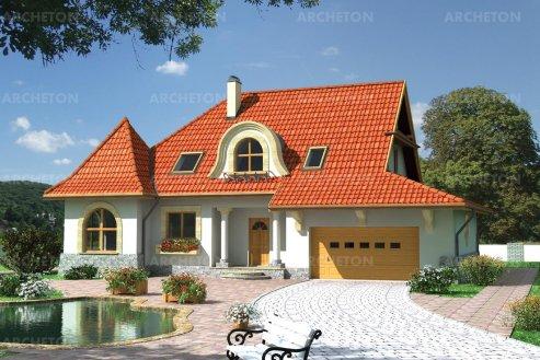 Проект дома Любич