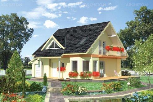 Проект дома Ямайка Бета