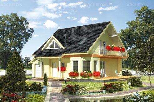 Проект дома Ямайка Грота