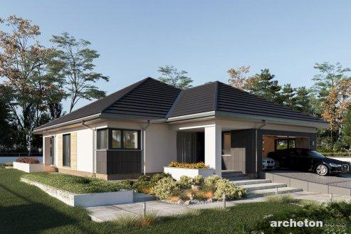 Проект дома Мартина
