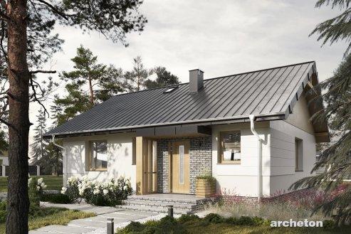 Проект дома Микро Эко
