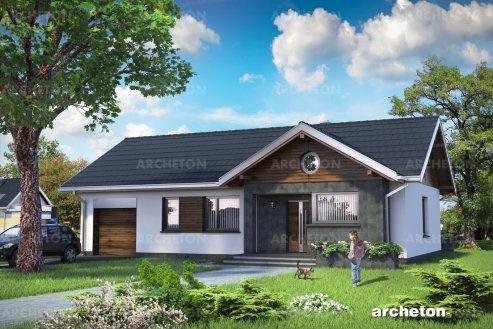 Проект дома Микрус