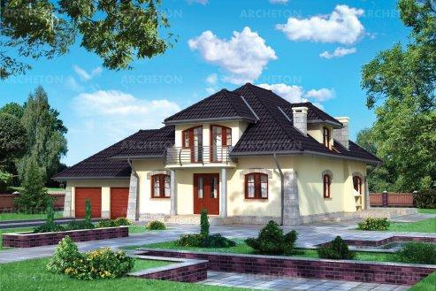 Проект дома Княгиня