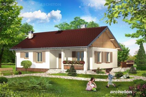 Проект дома Мудролюб Бис
