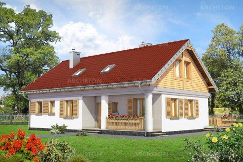 Проект дома Мудролюб Макс