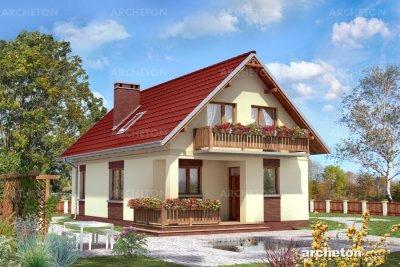 Проект дома Муравей