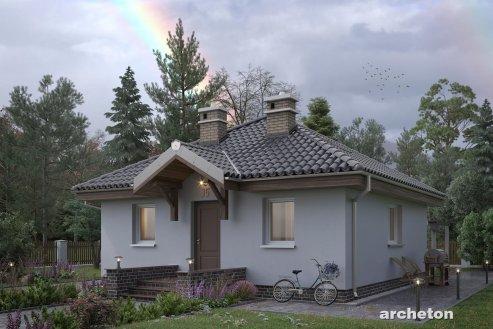 Проект дома Незабудка