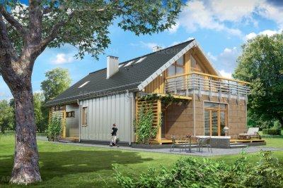 Проект дома Ноэми