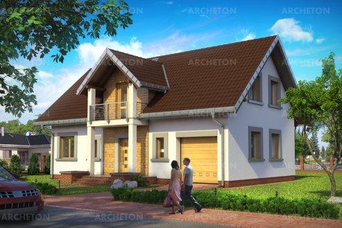 Проект дома Новина Поло