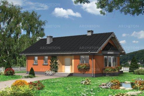 Проект дома Нота